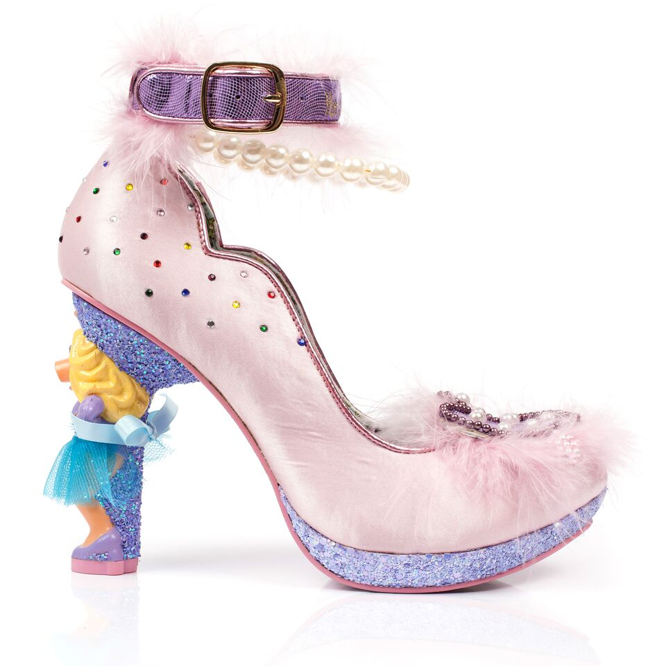 Irregular Choice Muppets All About Moi Pink Miss Piggy