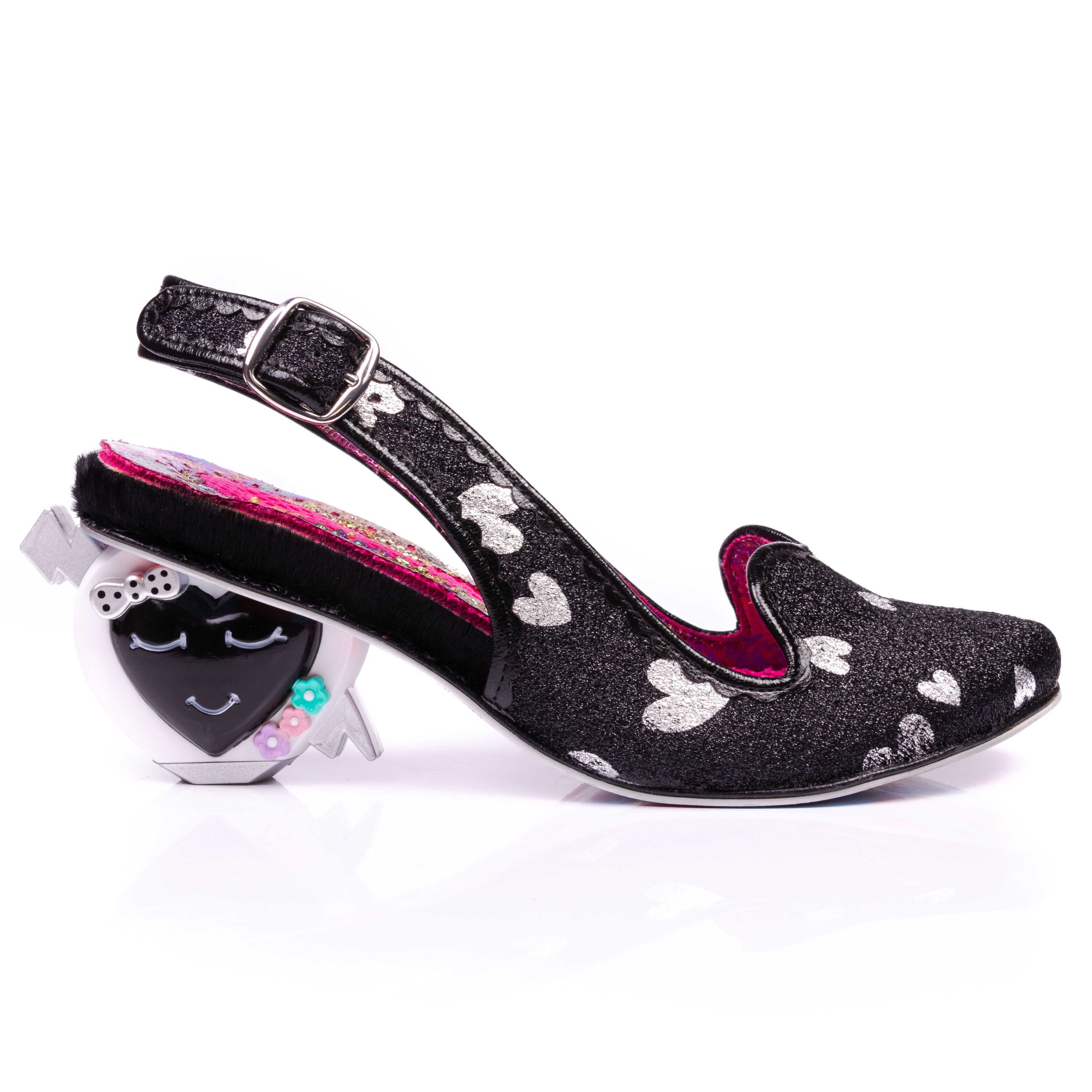Irregular Choice Agapi black - Lovely