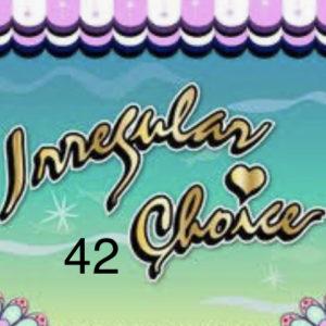 Irregular Choice size 42