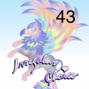 Irrergular choice size 43