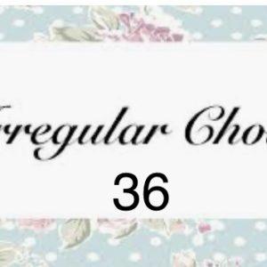 Irregular Choice size 36