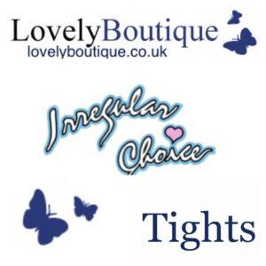 Irregular choice tights