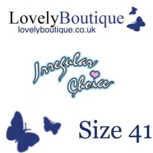 Irregular choice size 41