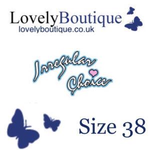 Irregular choice size 38