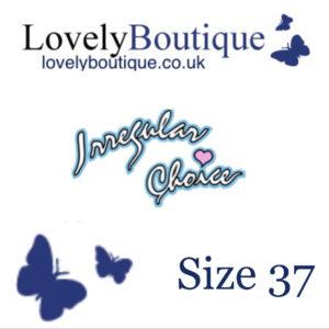 irregular choice size 37